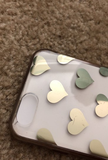Kate Spade Kate Spade clear hearts iPhone 6s case Image 3