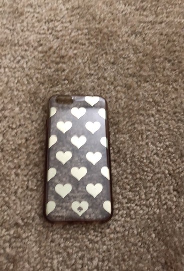 Kate Spade Kate Spade clear hearts iPhone 6s case Image 5