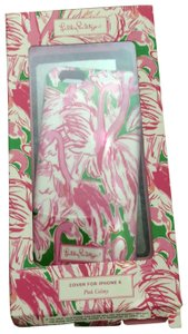 Lilly Pulitzer Lilly Pulitzer cover for iPhone 6 in pink colony