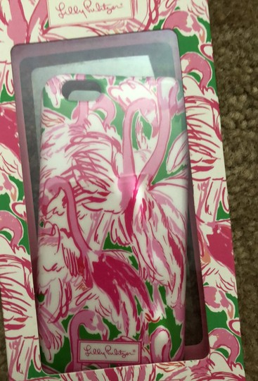 Lilly Pulitzer Lilly Pulitzer cover for iPhone 6 in pink colony Image 1