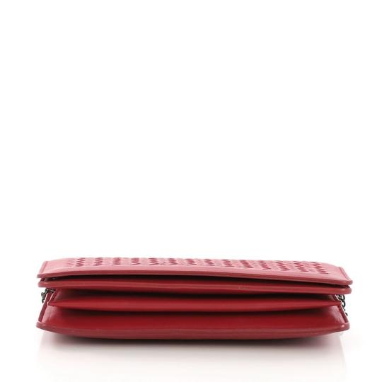 Bottega Veneta red Clutch Image 4