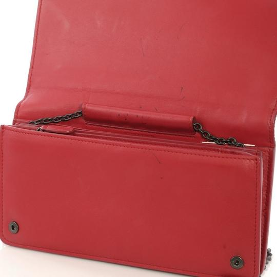 Bottega Veneta red Clutch Image 7