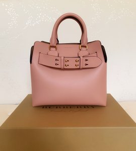 Burberry Tote in Ash Rose