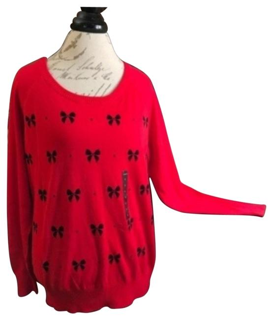 Item - 14-16 Red Sweater