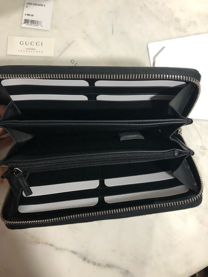 Gucci NEW GUCCI GUCCY BOX LARGE CONTINENTAL ZIP AROUND WALLET CLUTCH BAG BOX Image 5