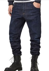 G-Star RAW Relaxed Fit Jeans-Medium Wash