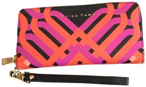 Trina Turk ZIP AROUND WALLET