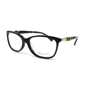 "Kenneth Cole Kenneth Cole ""KC212"" Black & Havana Eyeglasses"