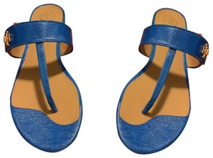 Tory Burch Tropical Blue Sandals