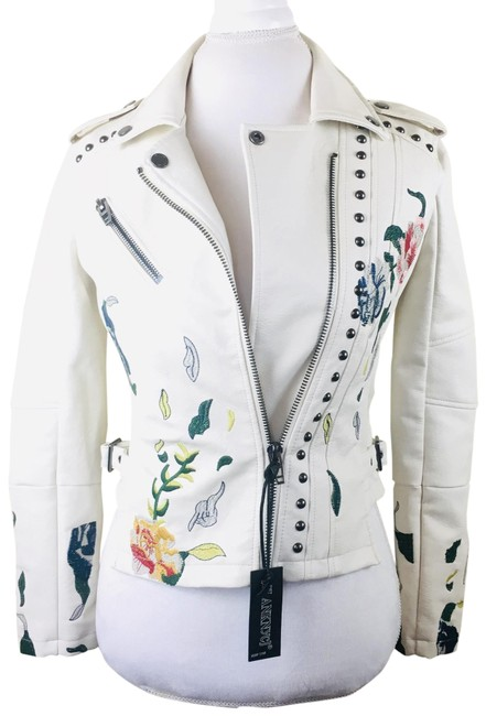 Item - White 27p-9493mx Jacket Size 2 (XS)