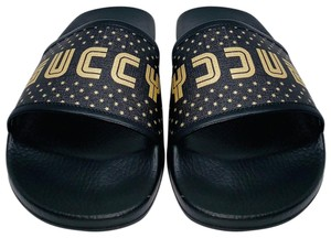 ee14576cd Gucci Flat Sandals - Up to 70% off at Tradesy (Page 3)
