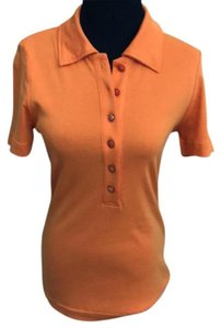 Tory Burch Summer New Summer Summer Beach Beach Beach New T Shirt tory orange