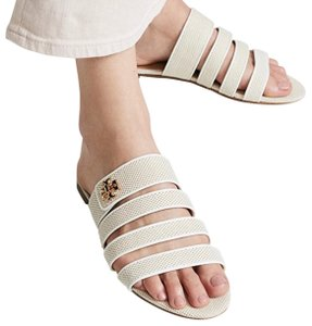 Tory Burch natural/perfect ivory Sandals