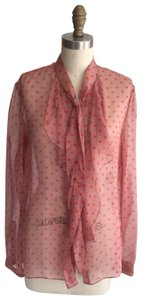 Valentino Top pink/red