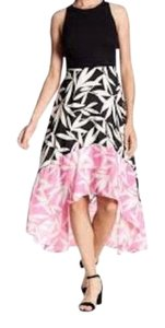 Black Multi Maxi Dress by Vince Camuto