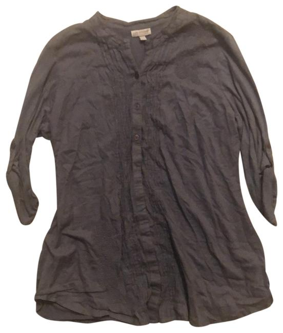 Item - Gray Soft Comfortable Maternity Top Size 10 (M)