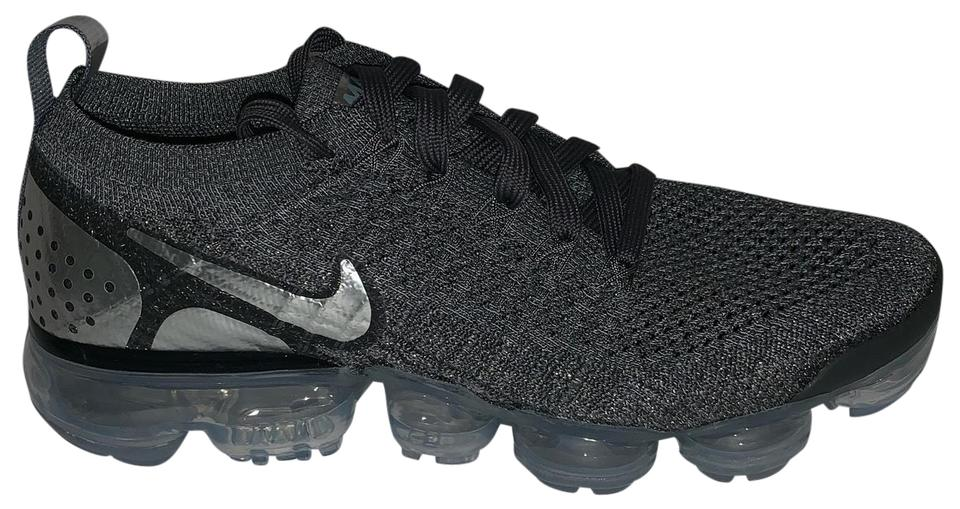 newest bf16f ef82d Nike Grey Womens Air Vapormax Flyknit 2 Running 942843-013 Sneakers Size US  7 Regular (M, B)