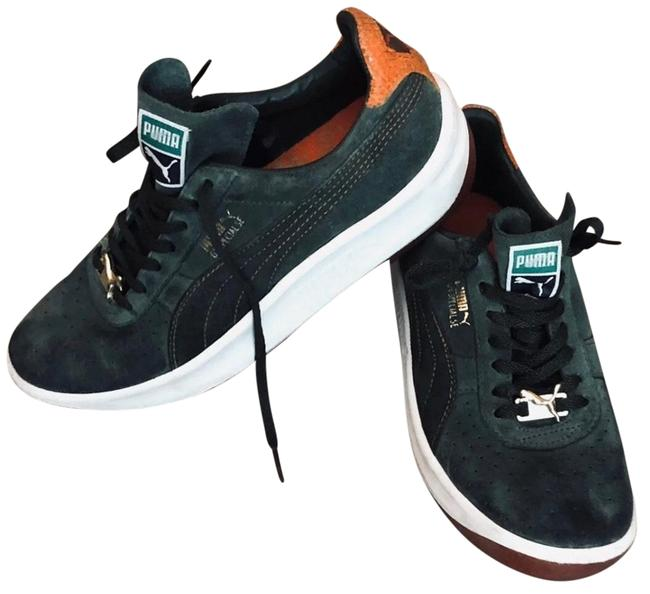 Rubber Sole Fashion Sneakers Size