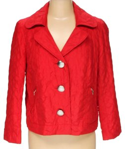 R.Q.T. Quilted Coat Quilted Coat red Jacket