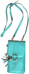 Coldwater Creek Leather Cross Body Bag