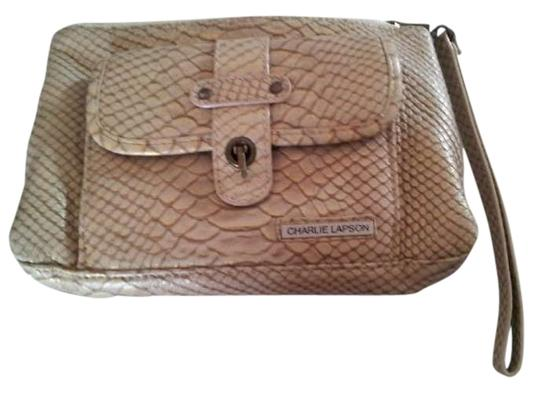 Preload https://item5.tradesy.com/images/charlie-lapson-beige-leather-wristlet-256479-0-0.jpg?width=440&height=440