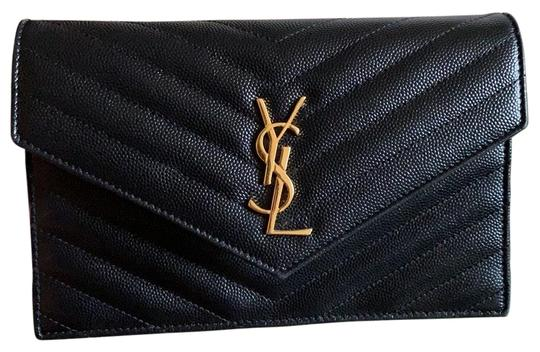 Preload https://img-static.tradesy.com/item/25648484/saint-laurent-ysl-black-leather-cross-body-bag-0-1-540-540.jpg