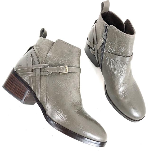 Item - Grey Ankle Boots/Booties Size US 7.5 Regular (M, B)