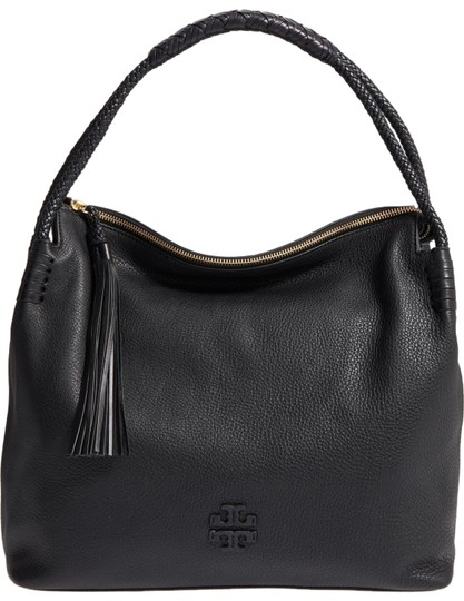 Preload https://img-static.tradesy.com/item/25649382/tory-burch-taylor-black-leather-hobo-bag-0-1-540-540.jpg