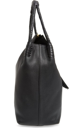 Tory Burch Taylor Leather Pebbled Hobo Bag Image 4