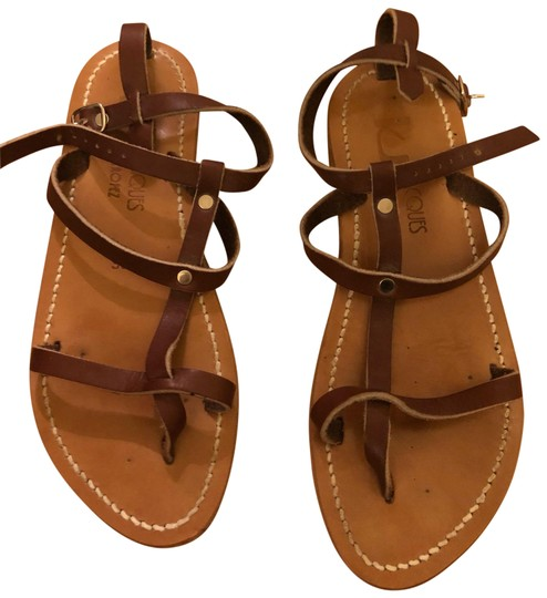 Preload https://img-static.tradesy.com/item/25649388/k-jacques-brown-made-in-france-leather-sandals-size-eu-36-approx-us-6-regular-m-b-0-4-540-540.jpg