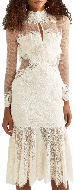 Preload https://img-static.tradesy.com/item/25649420/jonathan-simkhai-ivory-chantilly-lace-wedding-gown-mid-length-cocktail-dress-size-4-s-0-1-650-650.jpg