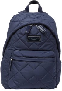 Marc Jacobs Begonia Pink Quilted Backpack