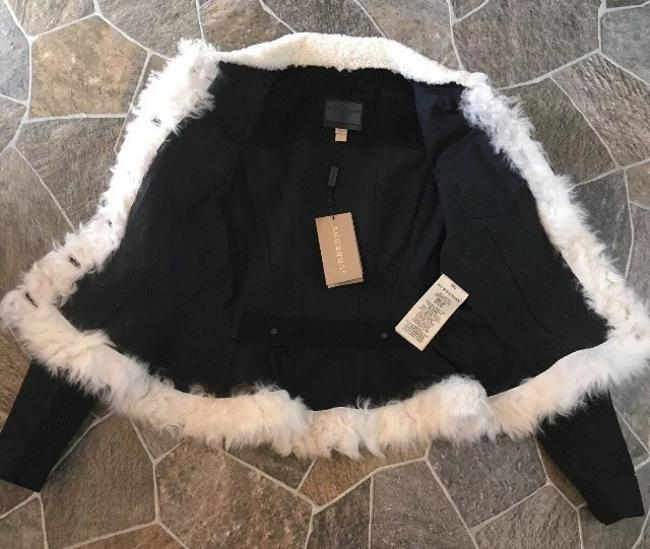 Burberry Brit Black Womens Jean Jacket Image 4