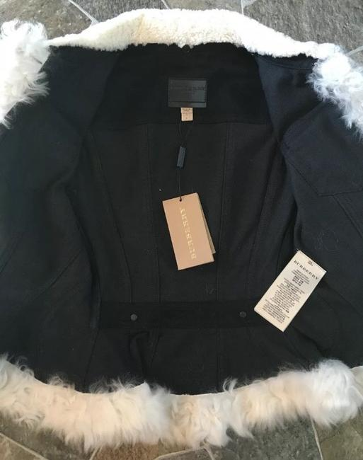 Burberry Brit Black Womens Jean Jacket Image 5