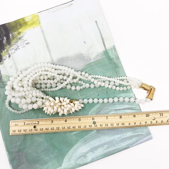 India Hicks India Hicks White Out Necklace New Image 1