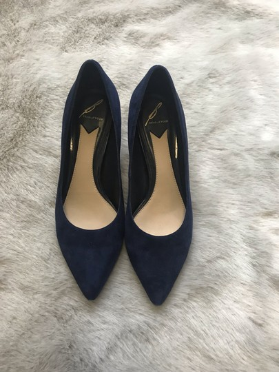 Brian Atwood blue Pumps Image 2