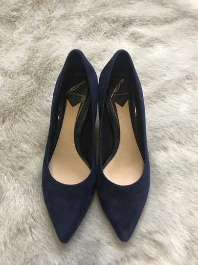 Brian Atwood blue Pumps Image 6