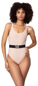 Agent Provocateur Cynthie swimsuit Mink and White