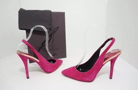 Brian Atwood Pink Pumps Image 3