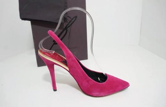 Brian Atwood Pink Pumps Image 6
