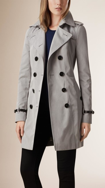 Burberry London Chanel Tory Burch Victoria Beckham Iro The Row Trench Coat Image 1
