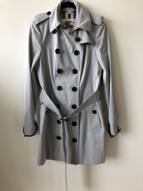 Burberry London Chanel Tory Burch Victoria Beckham Iro The Row Trench Coat Image 11