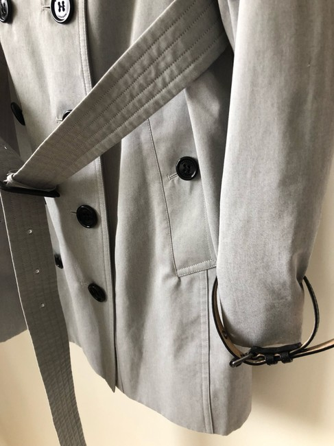 Burberry London Chanel Tory Burch Victoria Beckham Iro The Row Trench Coat Image 4