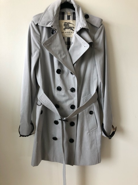 Burberry London Chanel Tory Burch Victoria Beckham Iro The Row Trench Coat Image 5