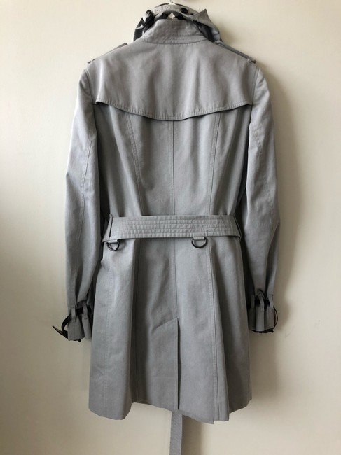 Burberry London Chanel Tory Burch Victoria Beckham Iro The Row Trench Coat Image 7