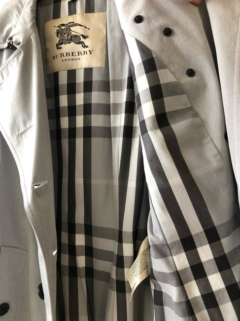 Burberry London Chanel Tory Burch Victoria Beckham Iro The Row Trench Coat Image 9