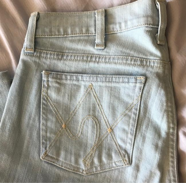 Citizens of Humanity Boot Cut Jeans-Light Wash Image 1