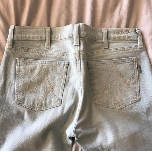 Citizens of Humanity Boot Cut Jeans-Light Wash Image 2