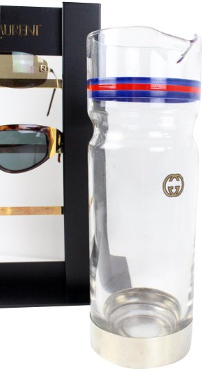 Preload https://img-static.tradesy.com/item/25649810/gucci-clear-very-rare-70s-silver-pitcher-0-1-540-540.jpg