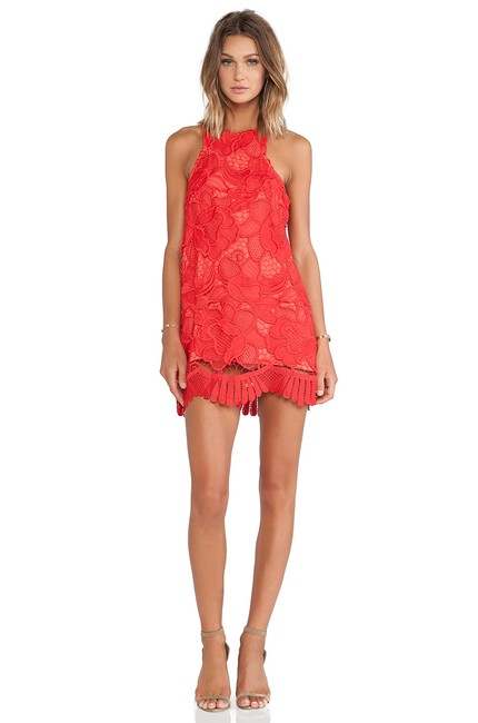 Preload https://img-static.tradesy.com/item/25649824/lovers-friends-coral-short-casual-dress-size-0-xs-0-0-650-650.jpg